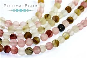 Jewelry Making Supplies & Beads / Gemstone Beads & Semi Precious Stone Beads / Fruit Quartz (Manmade)