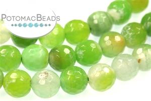 Jewelry Making Supplies & Beads / Gemstone Beads & Semi Precious Stone Beads / Agate: Fire Agate