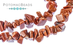 Other Beads & Supplies / Gemstones / Goldstone