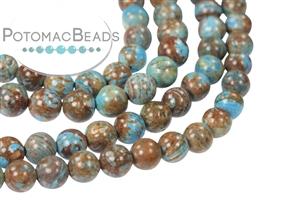 Jewelry Making Supplies & Beads / Gemstone Beads & Semi Precious Stone Beads / Imperial Turquoise