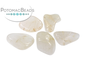 Other Beads & Supplies / Gemstones / Rutilated Quartz