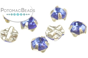 Jewelry Making Supplies & Beads / Beads and Crystals / Rose Montees Beads