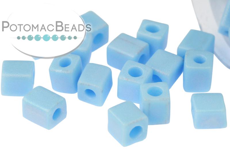 Seed Beads / Miyuki Cubes (4mm)