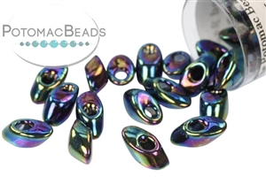 Seed Beads / Long Magatama Beads