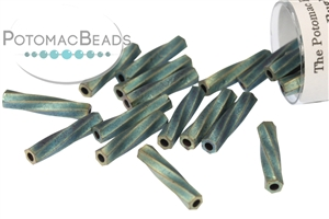 Seed Beads / Miyuki Twisted Bugles (2.7x12mm)