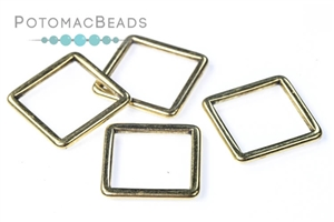 Jewelry Making Supplies & Beads / Metal Beads & Beads Findings / Bead Frames and Forms
