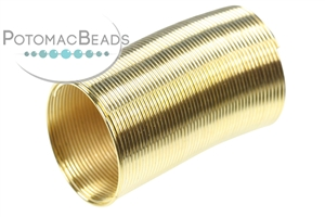 Jewelry Making Supplies & Beads / Wire & Stringing Materials / Memory Wire