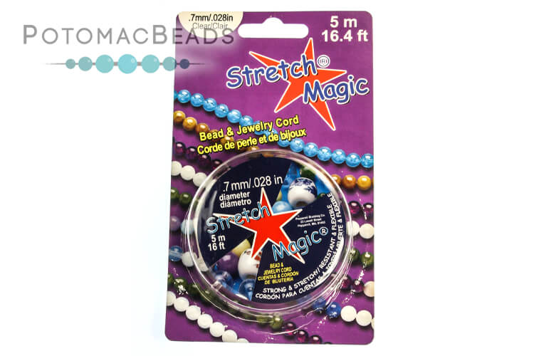 Jewelry Making Supplies & Beads / Wire & Stringing Materials / Stretchy String