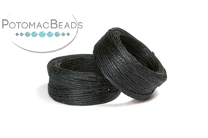 Jewelry Making Supplies & Beads / Wire & Stringing Materials / Waxed Linen Cord
