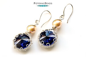 How to Bead Jewelry / Beading Tutorials & Jewel Making Videos / Wire Working Projects