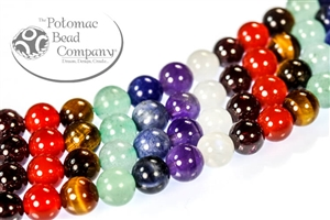 Other Beads & Supplies / Gemstones / Sort By Shape / Rounds