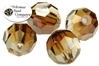 Jewelry Making Supplies & Beads / Beads and Crystals / Preciosa Round Crystals 12mm