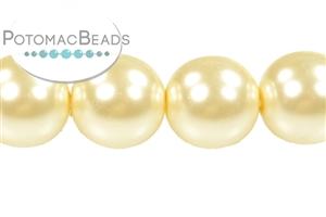 Czech Pressed Glass Beads / Rounds (Druks) / Round 10mm