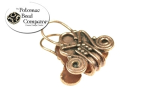 Jewelry Making Supplies & Beads / Metal Beads & Beads Findings / Bails / Copper Bails