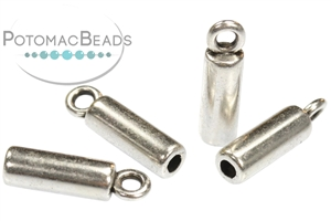 Jewelry Making Supplies & Beads / Metal Beads & Beads Findings / Bead Caps & Endcones / Silver Plated Bead Caps & End Cones