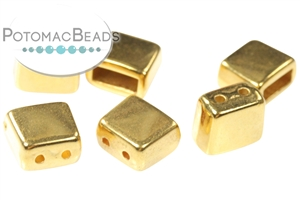 Jewelry Making Supplies & Beads / Metal Beads & Beads Findings / Bead Caps & Endcones / Gold Plated Bead Caps & End Cones