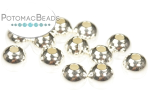 Jewelry Making Supplies & Beads / Metal Beads & Beads Findings / Beads / Silver-Filled Beads