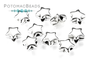 Jewelry Making Supplies & Beads / Metal Beads & Beads Findings / Beads / Silver Plated Beads
