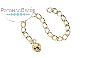 Jewelry Making Supplies & Beads / Metal Beads & Beads Findings / Chain / Gold Plated Chain