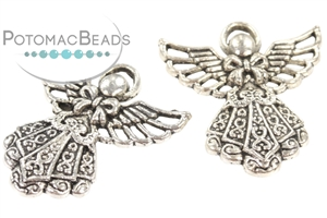 Jewelry Making Supplies & Beads / Metal Beads & Beads Findings / Charms & Pendants / Pewter Charms & Pendants