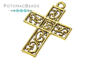Other Beads & Supplies / Metal Beads & Findings / Charms & Pendants / Gold Plated Charms & Pendants