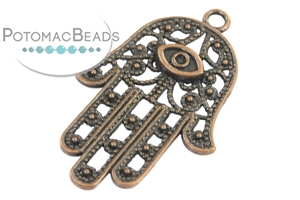 Jewelry Making Supplies & Beads / Metal Beads & Beads Findings / Charms & Pendants / Copper Charms & Pendants