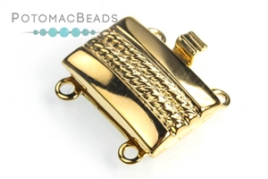 Jewelry Making Supplies & Beads / Metal Beads & Beads Findings / Metal Clasp / Gold Plated Clasps