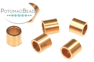 Jewelry Making Supplies & Beads / Metal Beads & Beads Findings / Crimps, Covers, & Cord Ends / Copper Crimps, Covers, & Cord Ends