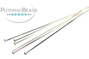 Jewelry Making Supplies & Beads / Metal Beads & Beads Findings / Headpins & Earwires / Sterling Silver Headpins, Earwires, & Earring Supplies