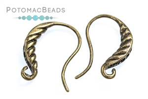 Other Beads & Supplies / Metal Beads & Findings / Headpins & Earwires / Brass Headpins, Earwires, and Earring Supplies