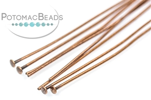 Jewelry Making Supplies & Beads / Metal Beads & Beads Findings / Headpins & Earwires / Copper Headpins, Earwires, & Earring Supplies