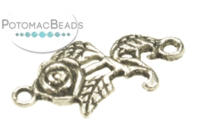 Other Beads & Supplies / Metal Beads & Findings / Links, Connectors & Filigree Components / Pewter Links & Connectors