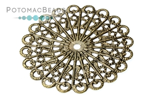 Jewelry Making Supplies & Beads / Metal Beads & Beads Findings / Links, Connectors & Filigree Components / Brass Links & Connectors