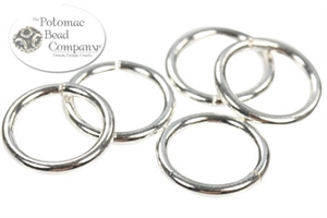 Other Beads & Supplies / Metal Beads & Findings / Jump Rings & Ring Links / Sterling Silver Rings