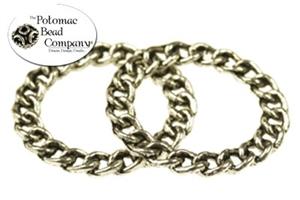 Jewelry Making Supplies & Beads / Metal Beads & Beads Findings / Jump Rings & Ring Links / Pewter Rings