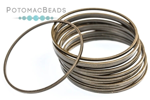 Other Beads & Supplies / Metal Beads & Findings / Jump Rings & Ring Links / Brass Rings