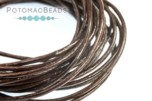 Jewelry Making Supplies & Beads / Wire & Stringing Materials / Leather / Leather .5mm - 1mm