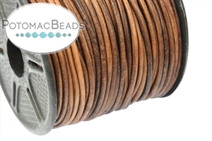 Jewelry Making Supplies & Beads / Wire & Stringing Materials / Leather / Leather 1.5mm