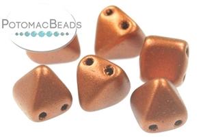 Czech Glass / Pyramid Beads