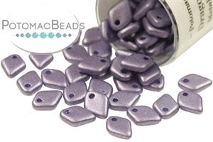 Czech Pressed Glass Beads / Czech Dragon Scale Beads