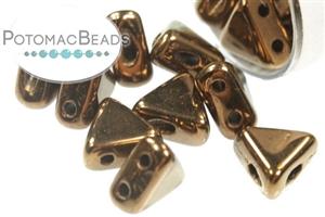 Czech Pressed Glass Beads / Kheops® par Puca® Beads