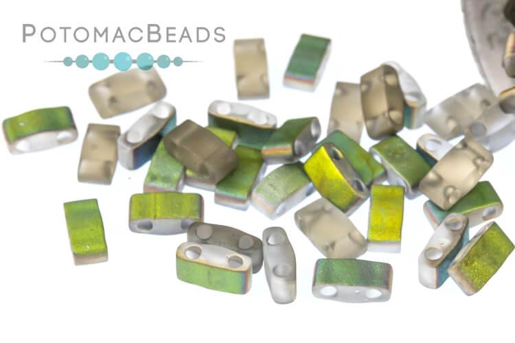 Seed Beads / Miyuki Half Tila