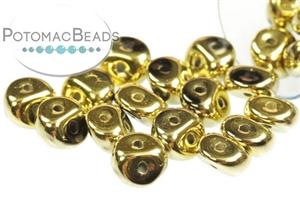 Czech Pressed Glass Beads / Es-o Beads