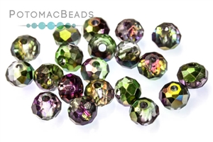 Other Beads & Supplies / Crystals / Rondelles 3x4mm