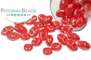 Czech Pressed Glass Beads / MiniDuos Beads