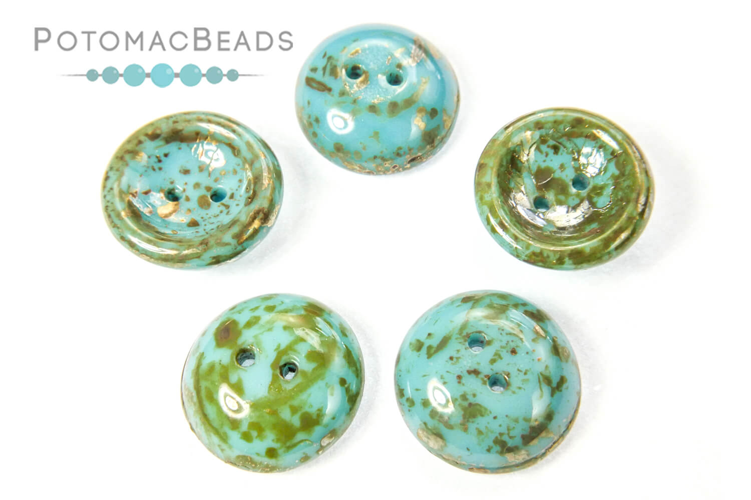 Potomac Exclusives / Cup Buttons