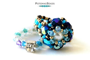 How to Bead Jewelry / Beading Tutorials & Jewel Making Videos / Ring Projects