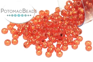 Seed Beads / Miyuki Seed Beads Size 11/0 / Miyuki Seed Beads Size 11/0 Duracoat Silver-Lined Colors