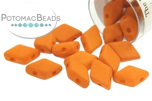 Czech Pressed Glass Beads / DiamonDuo Beads