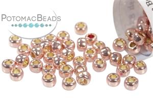 Seed Beads / Toho Seed Beads Size 8/0 / Toho Seed Beads Size 8/0 PermaFinish Colors
